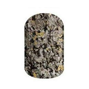 Jamberry Nail Wraps Black Pearl Metallic